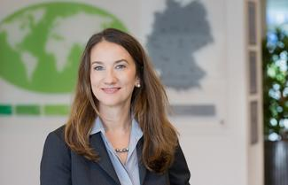 Dr. Barbara Frei, Executive Vice President von Schneider Electric Europe Operations.