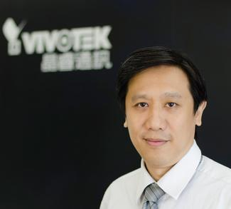 William Ku, Vice President, Brand Business Division, von Vivotek.